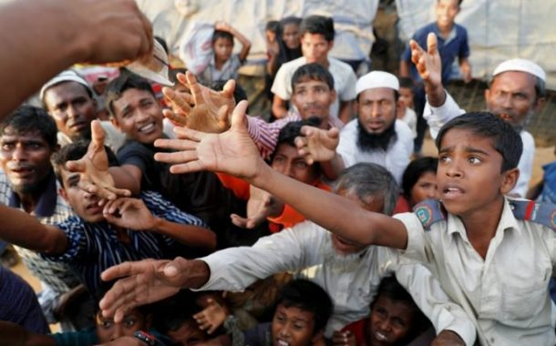 MSF: More than 6,700 Rohingya killed during violence in Myanmar
