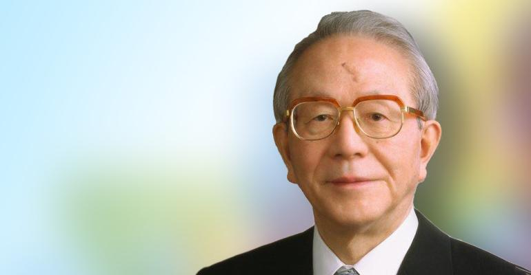 Former Toyota President Tatsuro Toyoda Dies At 88