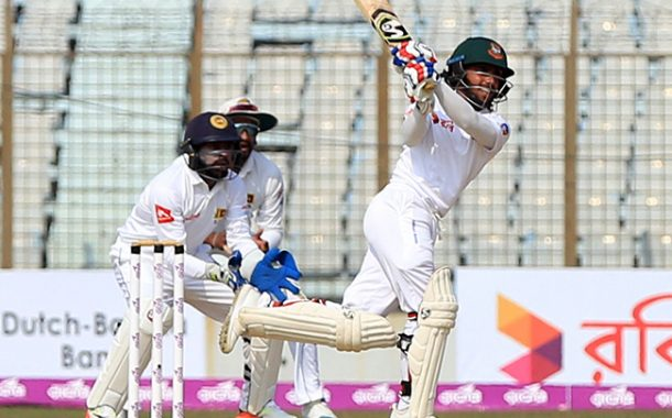 Mominul hits 2nd century in Ctg Test