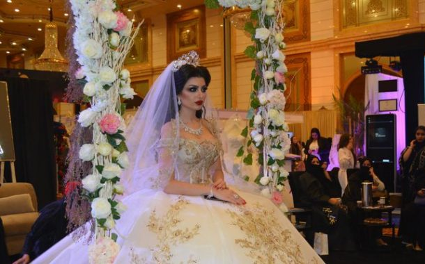 Billion-dollar dream comes to life at wedding expo in Jeddah