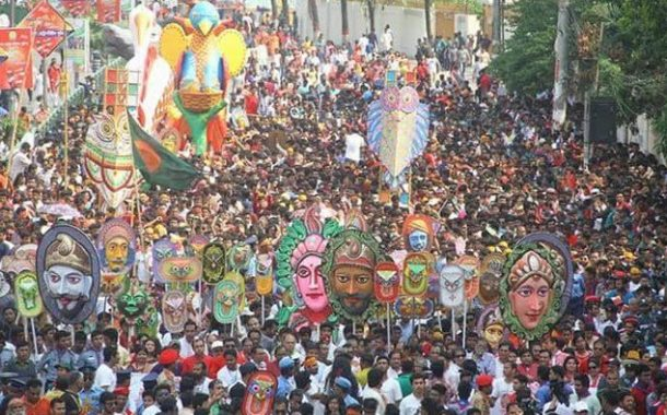 Bangladesh rallies usher in Bengali new year