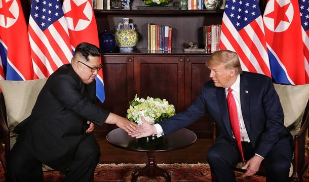 Trump says Kim makes 'unwavering commitment' to denuclearize
