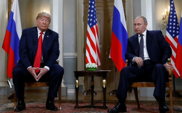 Trump refuses to accuse Putin of election meddling