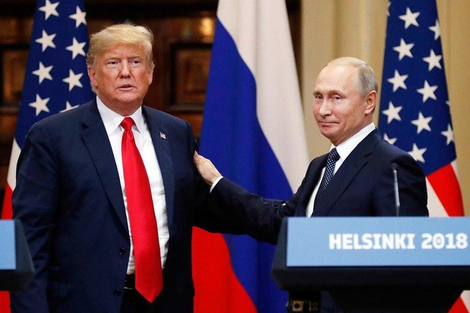 Trump open to Moscow visit if Putin formally invites him
