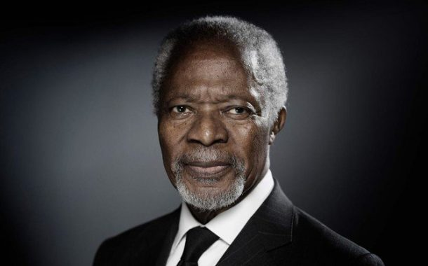 Former UN chief and Nobel Peace Prize Laureate Kofi Annan has died