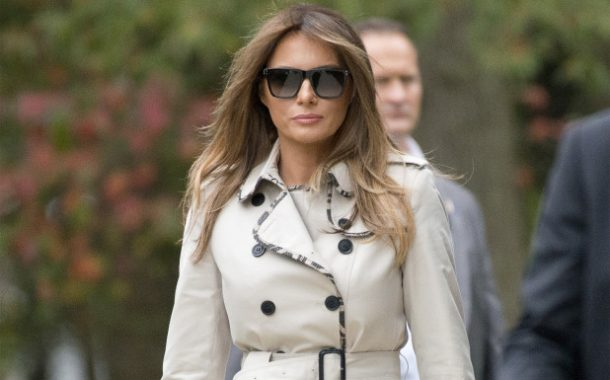 Melania refused to go on TV with Trump after 'Access Hollywood' tape: Woodward