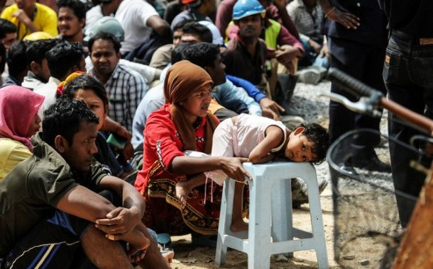 Bangladeshis fearful as Malaysia targets illegals