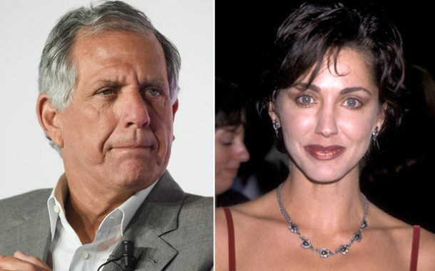 Actress claims Les Moonves forced her to perform oral sex on him