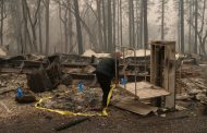 Number of missing in California fire jumps past 600 and death toll claimed 63
