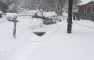 US snowstorm kills one in North Carolina