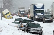 Winter storm in Midwest of US has turned deadly