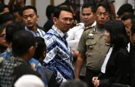 Ex-governor of Jakarta to stay in jail as Indonesia court rejects appeal