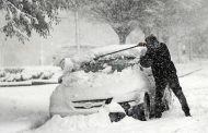 Northeast US tries to dig out, power up after latest storm
