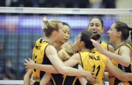 Turkish volleyball team gets ahead in top league