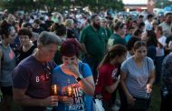 'My only thought was run': survivors remember Texas school shooting