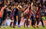 Barcelona club wins La Liga title