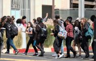 Two people arrested in shooting near Los Angeles charter school