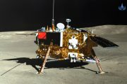 Chinese scientists germinate first seed on far side of the moon