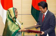 Japan, Bangladesh sign $2.5 billion agreement