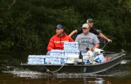 Death toll rises as Imelda's flood waters recede in Houston