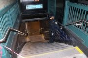 US-Man shot to death by ex-girlfriend's new beau during Bronx subway spat: cops NY