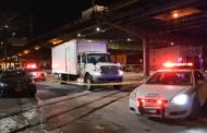 US-Two pedestrians killed in separate box truck accidents
