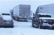 Southern California slammed by winter snow storm, stranding holiday travelers; system now heads east