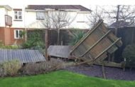 Barton-on-Sea 'tornado' causes damage to homes in UK