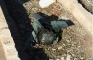 Photos reportedly show part of missile that downed Ukrainian plane over Iran
