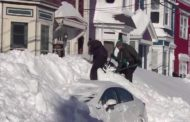 Canada snowstorms: State of emergency declared