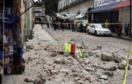 Magnitude 7.4 earthquake strikes Mexico, at least 2 dead in building collapses