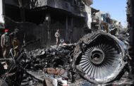 Pilots in Pakistan airliner crash were reportedly distracted by coronavirus