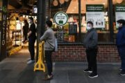 Coronavirus: Melbourne lock-down to keep a million workers at home