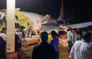 India-Kerala plane crash: 17 dead after Air India plane breaks in two at Calicut