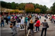 US Elections 2020 Long lines underscore multiple barriers to voting