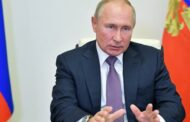 Putin says Russia approves second COVID-19 vaccine