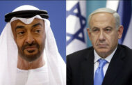 Abu Dhabi crown prince says he and Netanyahu discussed boosting UAE-Israeli ties
