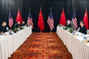 US and China trade angry words at high-level Alaska talks