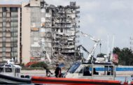 Miami building collapse: Search efforts suspended ahead of demolition