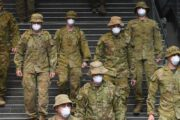 Covid in Sydney: Military deployed to help enforce lock-down
