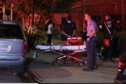 At least one dead, four injured in shooting during party in Bronx park