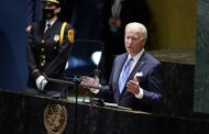 Biden backs two-state solution for Israel, Palestine at UNGA