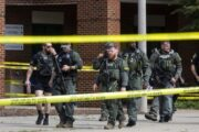 US - Attacker dead as 12 injured in Tennessee grocery store shooting
